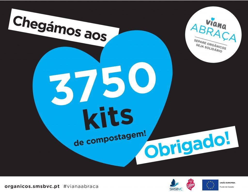 Viana Abraça compostagem